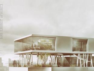 XIV edycja - Mieszkanie młodego architekta