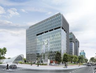 Rusza budowa drugiego biurowca przy dworcu Warszawa Zachodnia