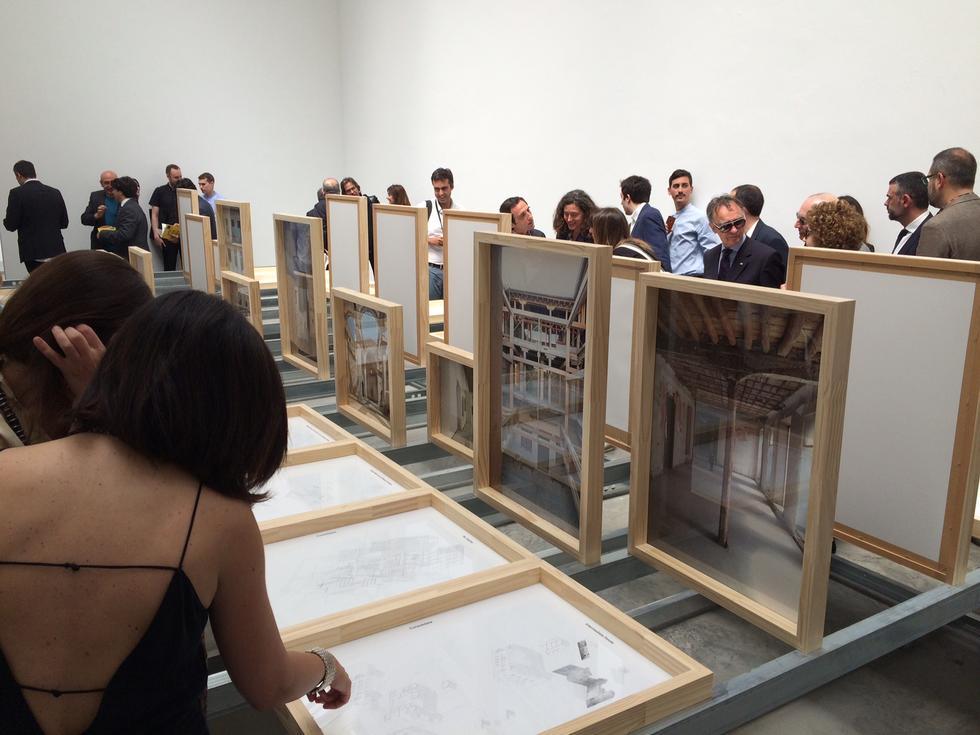Złoty Lew 15. Biennale Architektury w Wenecji dla Pawilonu Hiszpanii